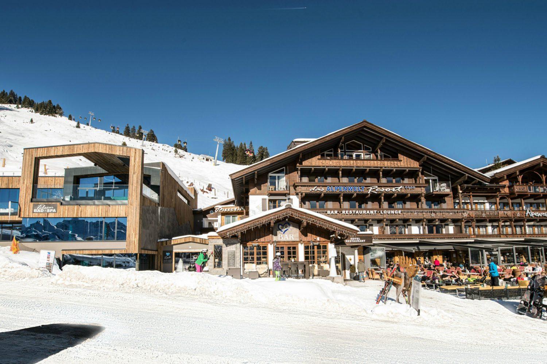 hotel alpenwelt