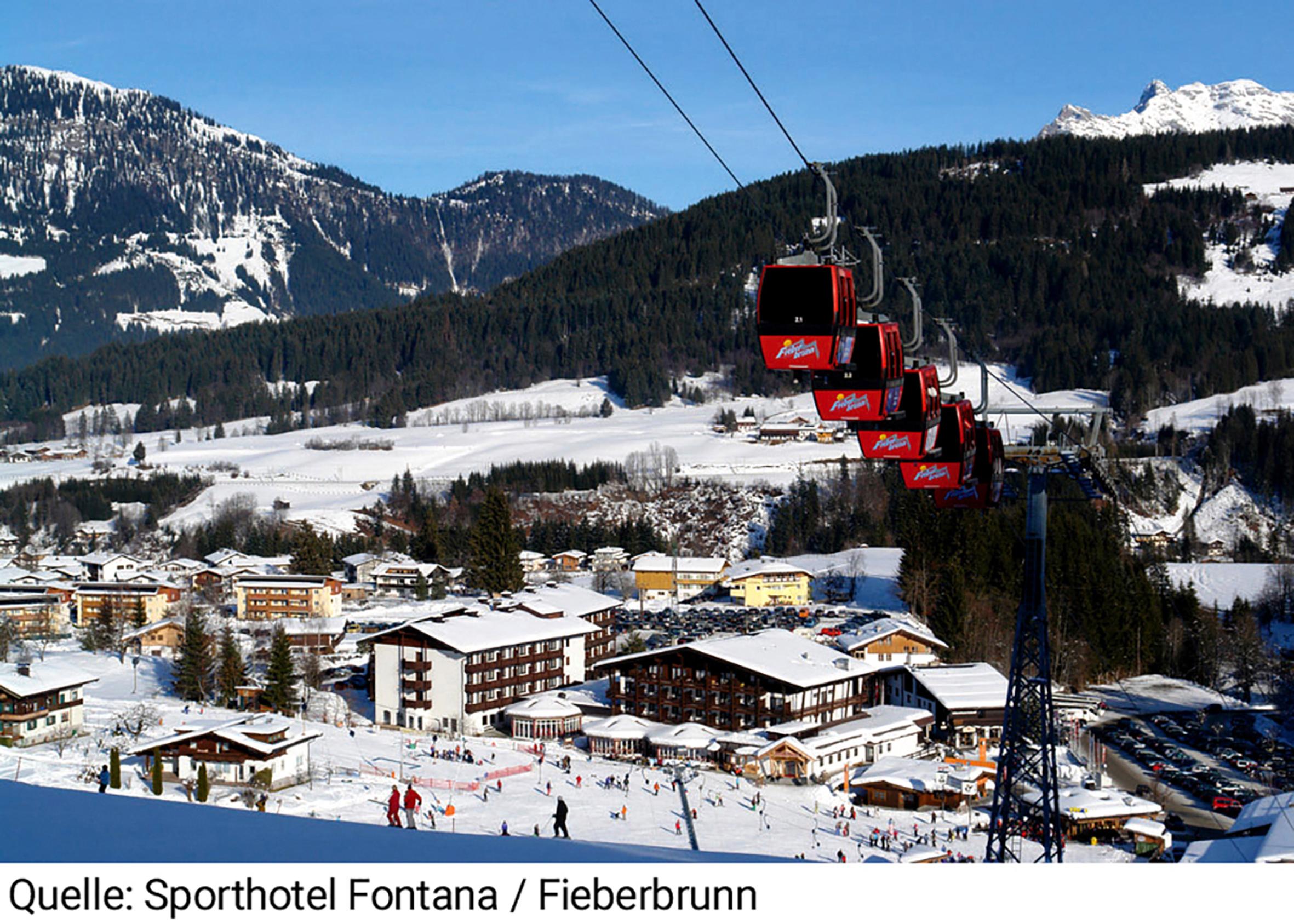 saalbach ski hotel voor singles
