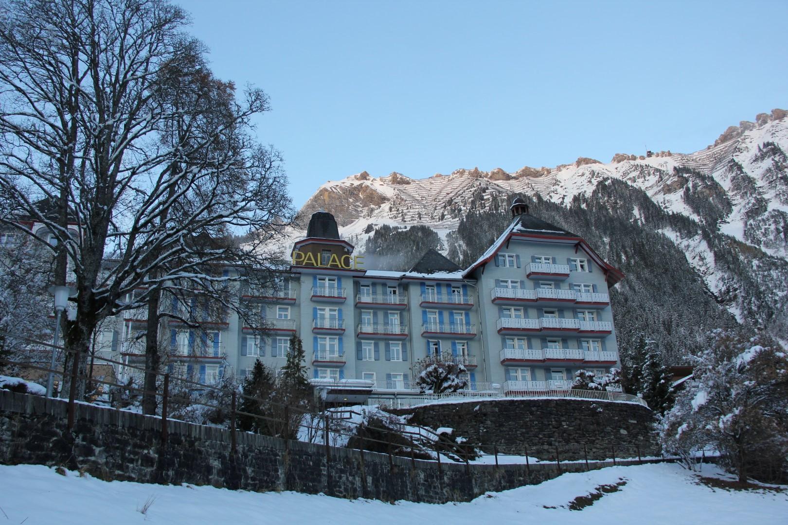 Wengen hotel Palace