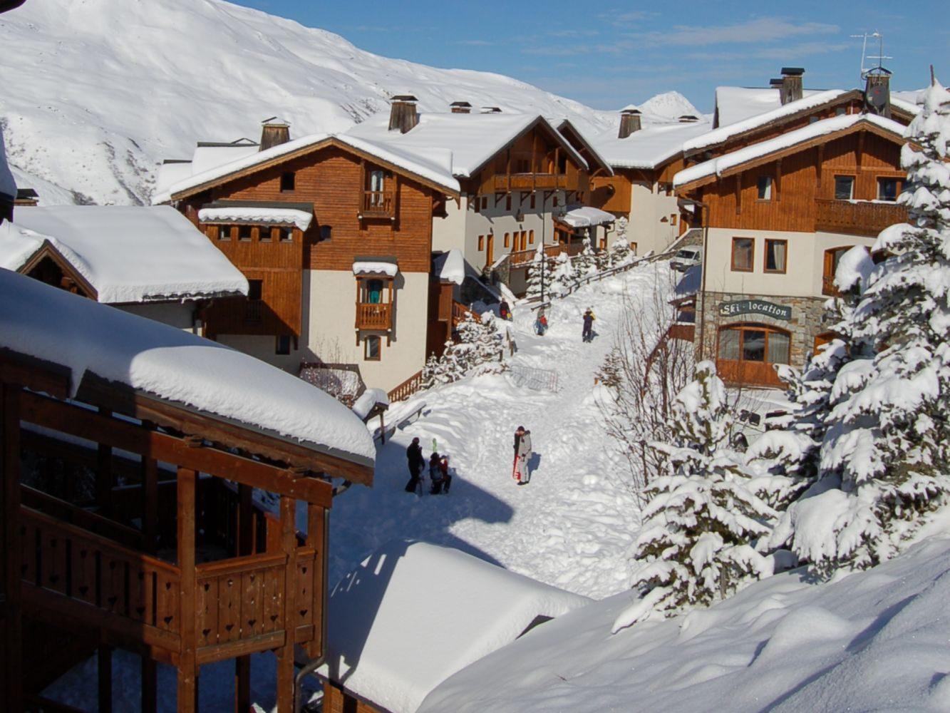 les-meunieres-sapiniere ski chalet voor vrijgezellen