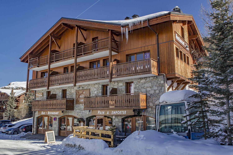 ski les meunieres frankrijk